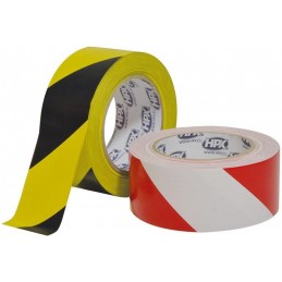 Safety tape blanc / rouge